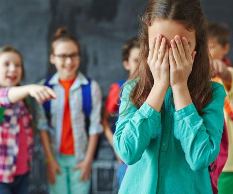 Что делать если вашего ребенка обижают в школе