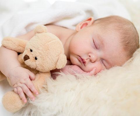 Ребенку месяц и он не спит днем