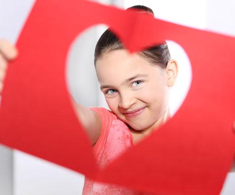 Сердечки валентинов день своими руками фото 803