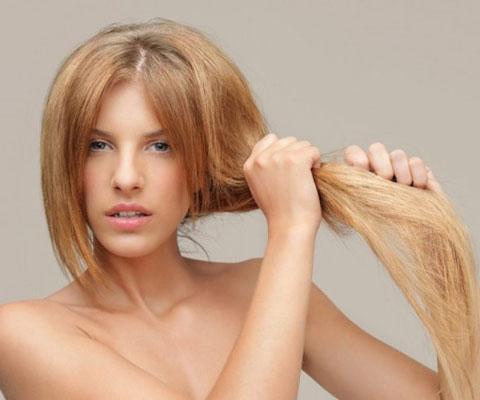 Сухие концы волос что делать