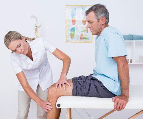 Опухло колено артрит как лечить