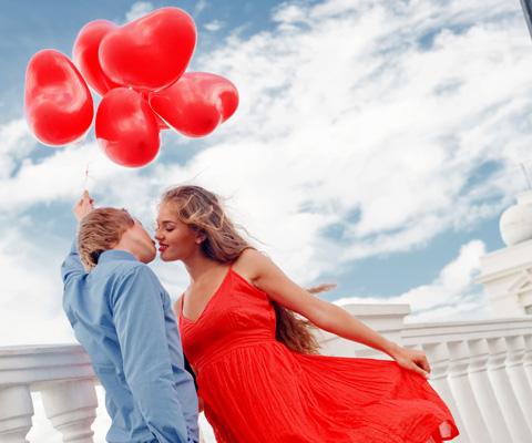 День влюбленных с конкурсами сценарий