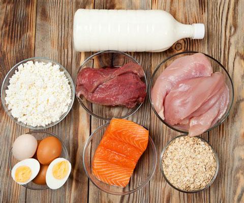 как составить рацион правильного питания на день