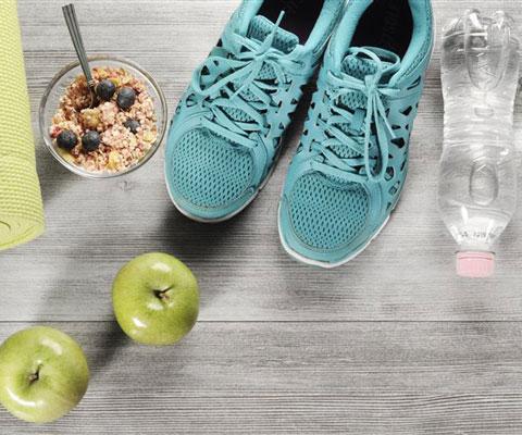 как питаться во время тренировок чтобы похудеть