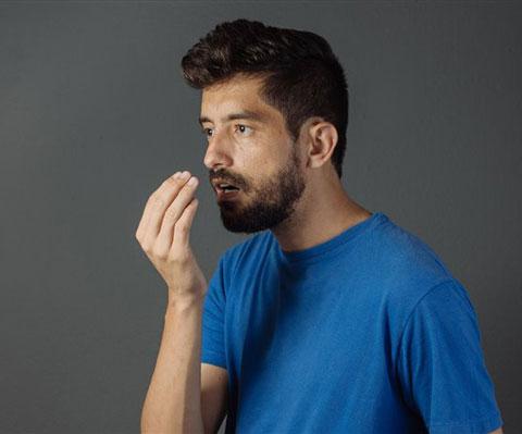 Как быстро убить запах перегара