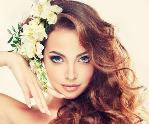 Уход против выпадения волос