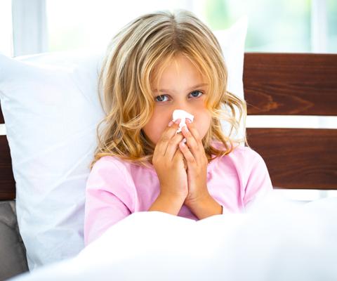 Как защитить ребенка от вирусов