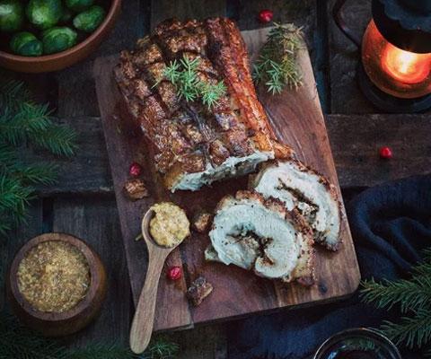 Что приготовить на Рождество? Рецепты: запеченная свинина