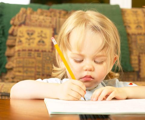 Как подготовить руку и мозг ребенка к письму