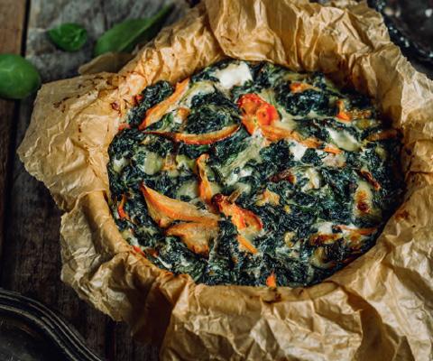 Что съесть, чтобы похудеть: овощные запеканки, 3 рецепта. Рецепты от #SEKTA