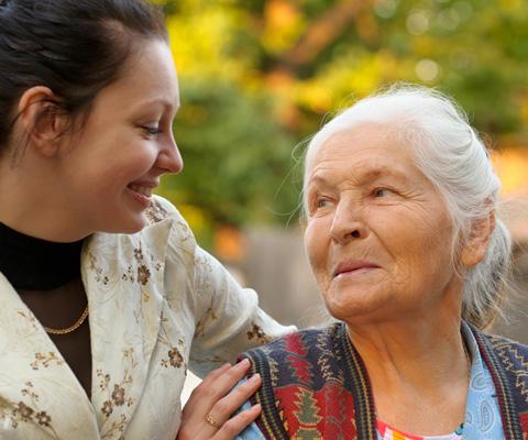 Как говорить с пожилыми родителями об их старости. Уход за пожилыми родителями