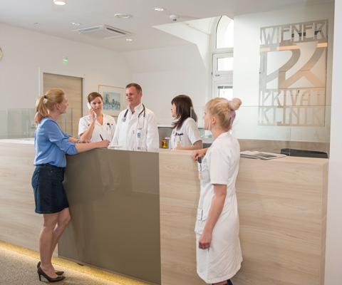 Венская частная клиника: 5 причин приехать на лечение в Австрию. Химиотерапия в Австрии