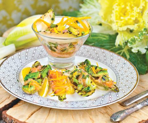 Как приготовить заправку для салата: 2 рецепта с мятой и имбирем. Вкусный зеленый салат