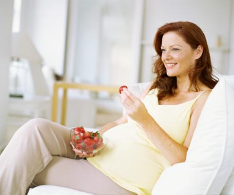 Изменения в организме женщины во время беременности