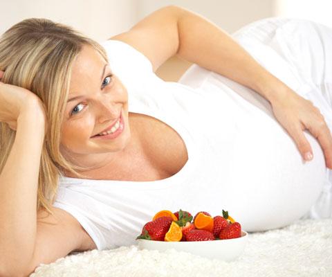 Что есть беременной чтобы не поправляться