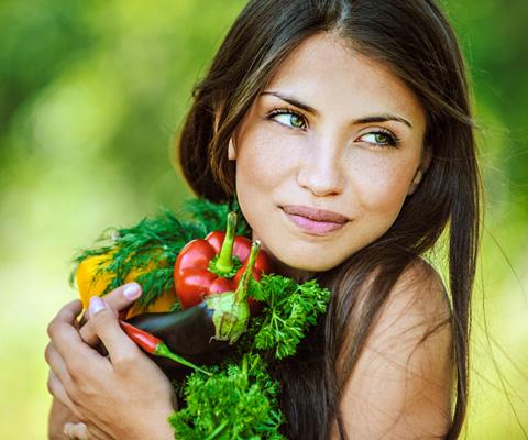 10 полезных перекусов – против старения кожи. Правильное питание против морщин