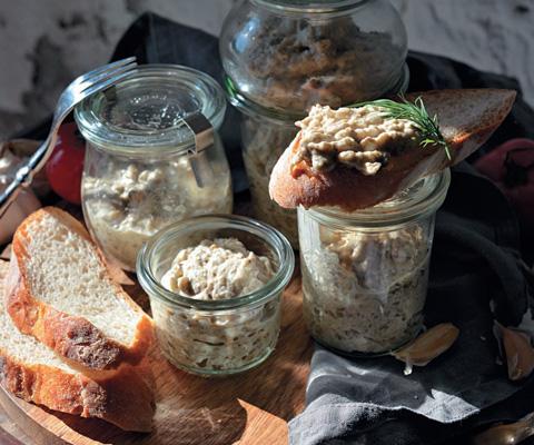 Соус из помидоров и паштет из баклажанов: рецепты от Лары Кацовой. Матбуха и хацелим, рецепты