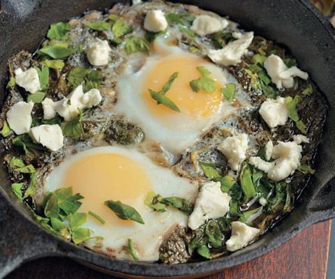 Что на завтрак? Яичный салат вместо омлета, шакшука вместо яичницы. Что приготовить из яиц