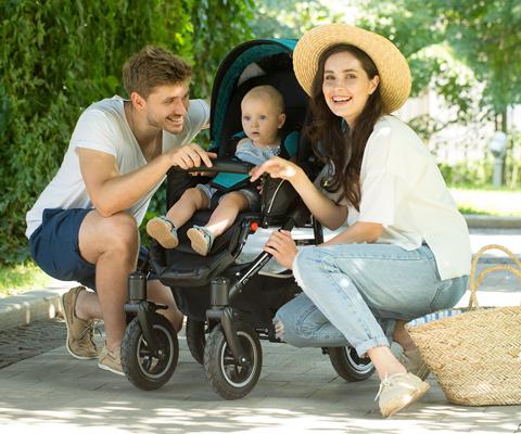 Польские коляски Noordline: возвращение признанных авторитетов. Выбор детской коляски