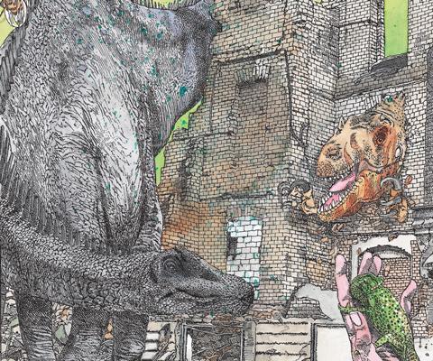 Почему вымерли динозавры и как они жили до этого?