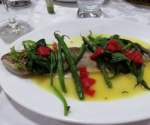 Запеченная форель с зеленью: пошаговый рецепт от шеф-повара. Как приготовить форель в духовке