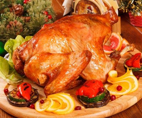 Приготовить индейку как на День благодарения: рецепт в духовке. Запеченная индейка в фольге
