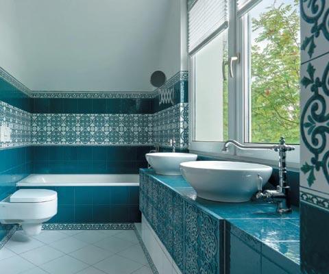 Как класть плитку в ванной, чтобы сэкономить. Проектирование ванной