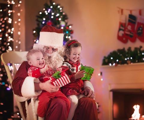 Как рассказать ребенку правду про Деда Мороза или Санта-Клауса