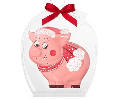 Новогодние подарки: раскраски для детей и косметика из шоколада. Шоколадные подарки детям и взрослым