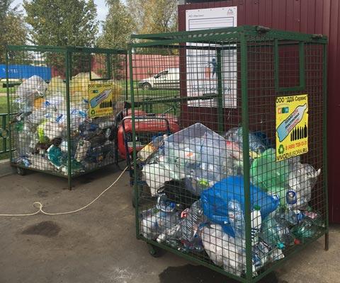 Почему раздельного сбора мусора нет в каждом дворе?