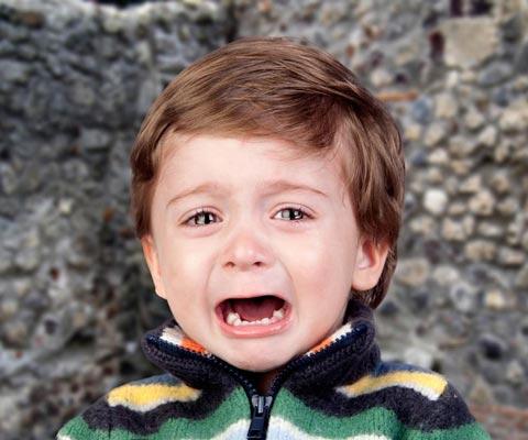 46 поводов покричать, если ребенку два года