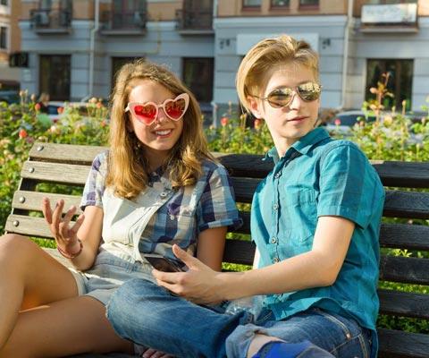 Любовь в 13 лет: все как у взрослых. История из летнего лагеря