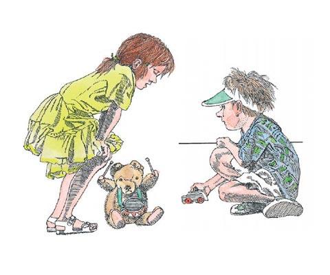 Мальчики и девочки ведут себя по-разному: с рождения или из-за воспитания?