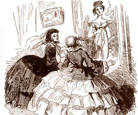 Что у вас под платьем? Как одевались женщины в Викторианскую эпоху