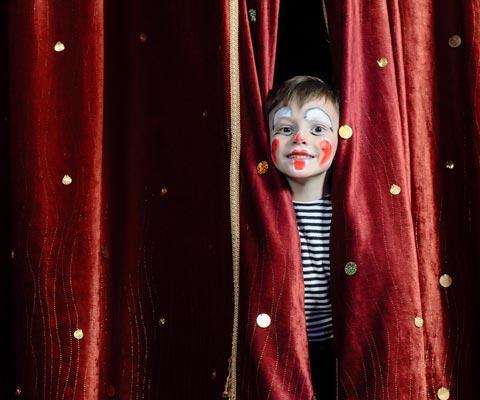 Ребёнок хочет стать артистом: что делать?
