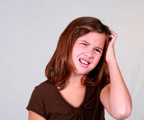 Как избавиться от блох у ребенка