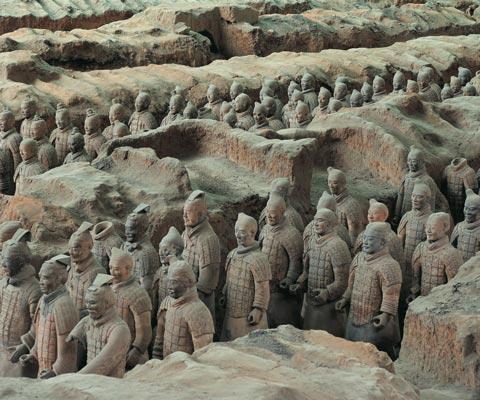 Терракотовая армия в Китае: достопримечательность Сианя, которую надо увидеть