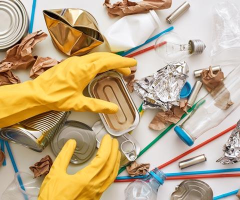 Как уменьшить количество мусора?