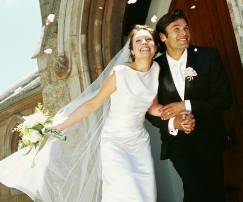 Как самостоятельно организовать свадьбу за границей