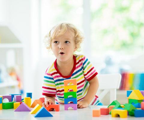 Чему научить ребенка при подготовке к детскому саду