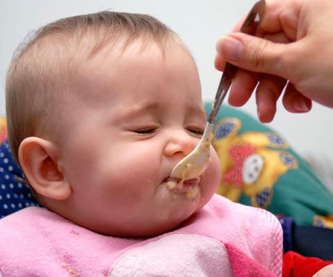 Прикорм своими руками для ребенка рецепты с 6