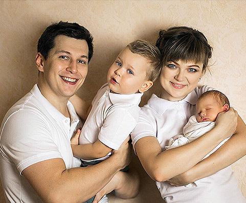 Семья Новиковых