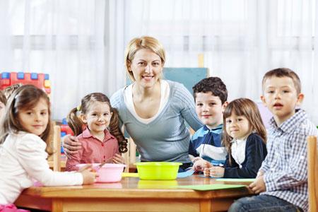 постановление о прстановке детей на питание в садике