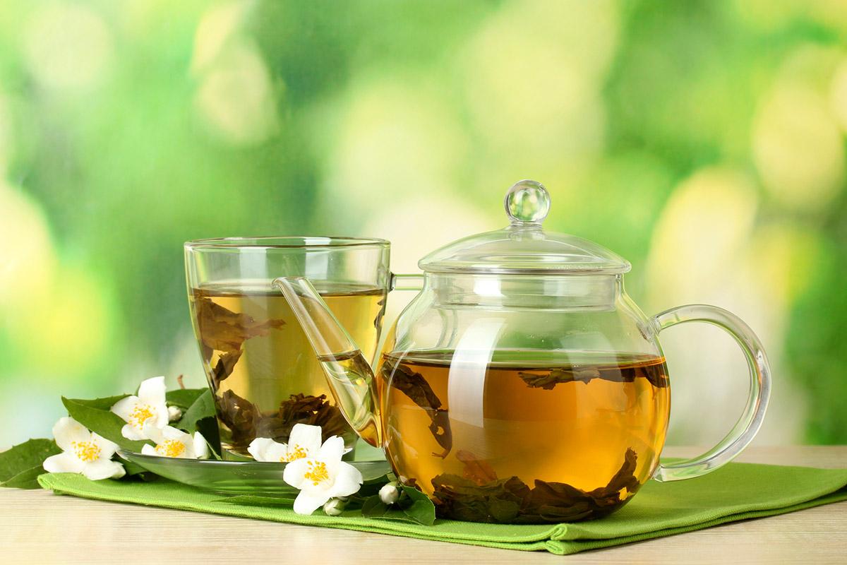 Зеленый чай для повышения лактации