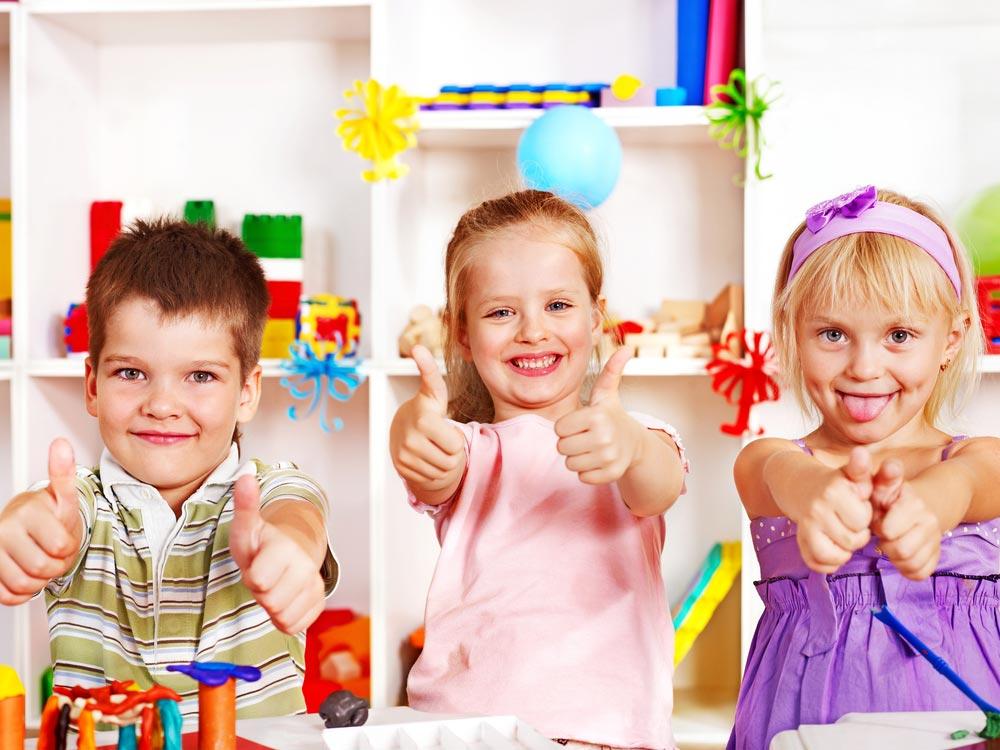 Развивающие детские сады