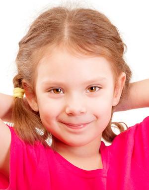 Прически для девочек – классика или креатив?