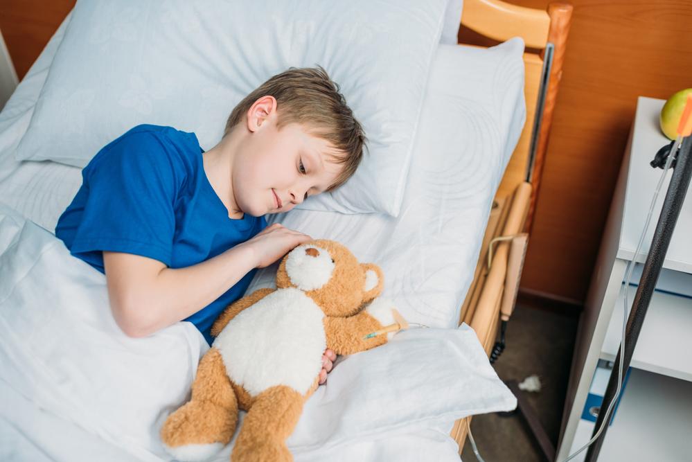 Ребенок боится больницы