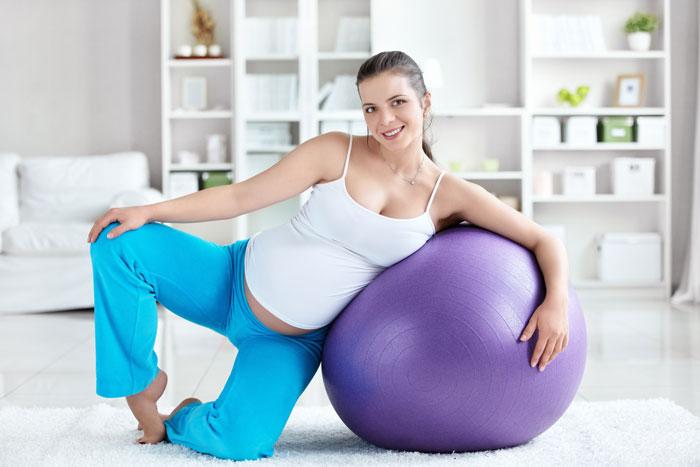 Пилатес для беременных- упражнения для 1,2 и 3 триместров