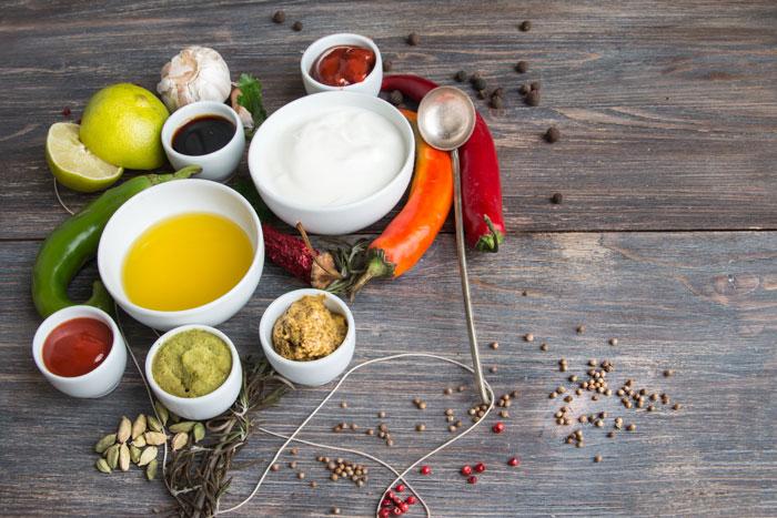 Как производят соусы
