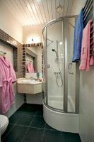 Туалетная комната послеродовой палаты  Перинатального медицинского центра